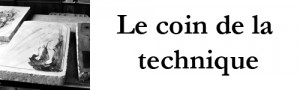 Le coin de la technique copie